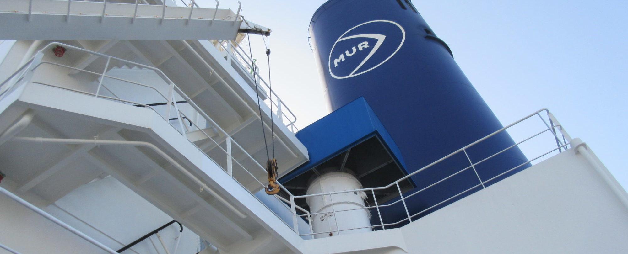 MUR Shipping - Shipping the future